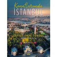Kanatlarımda Istanbul (Ciltli)
