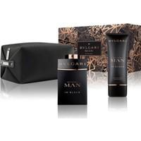 Bvlgari Man In Black Edp 100 ml + Man In Black Edp 10 ml + Çanta Erkek Parfüm Seti