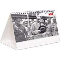 Soylu Atatürk Piramit Masa Takvimi Üçgen 2020 Takvimi