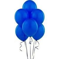 Datapos Metalik Koyu Mavi - Lacivert Balon 25 Adet