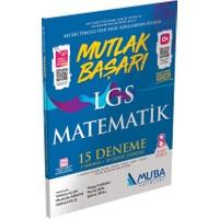 Muba Yayınları Mutlak Başarı LGS Matematik 15 Deneme