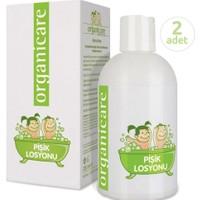 Organicare Pişik Losyonu 250 ml x 2 Adet