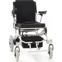 Wollex WG-P140 Akülü Tekerlekli Sandalye - Lityum Pil