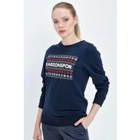 Ts Club Sweatshirt Bayan Yılbaşı Özel