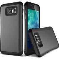 VRS Design Galaxy S6 Hard Drop Kılıf Steel Silver