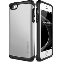 VRS iPhone SE Hard Drop Kılıf Light Silver