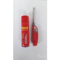 Flash Mutfak Çakmağı ve Çakmak Gazı