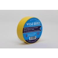 Wise Bird Pvc Izole Bant 10'lu Sarı