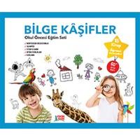 Bilge Kaşifler – Okul Öncesi Eğitim Seti (15 Kitap)