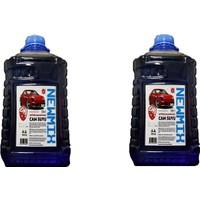 Newmix Antifirizli-Şampuanlı Cam Suyu -22 2 Adet 5 lt