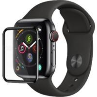 Dafoni Apple Watch Curve Darbe Emici Ekran Koruyucu Film 38 mm