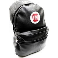 Tvet Simoni Racing Fiat Logolu Deri Sırt ve Bagaj Çantası SK002899