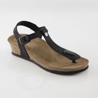 ART'iz Amorium Siyah Parmak Arası Sandalet