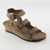 ART'iz Alabanda Kum Platform Sandalet