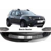 Arabamsekil Dacia Duster Krom Arka Tampon Eşiği 2010-2017