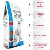 Benefit Adult Hairball Control Yetişkin Kuzulu Kedi Maması 1,5 Kg