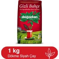 Doğadan Gizli Bahçe Çay 1000 gr (Dökme)