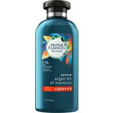 Herbal Essences Şampuan Onarıcı Fas Argan Yağı 100 ml