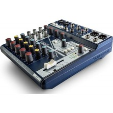 Soundcraft Notepad 8fx 8 Kanal Efektli Mikser