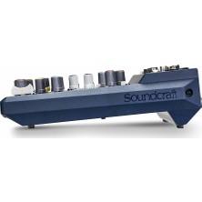 Soundcraft Notepad 12FX 12 Kanal Effektli Analog USB Mixer
