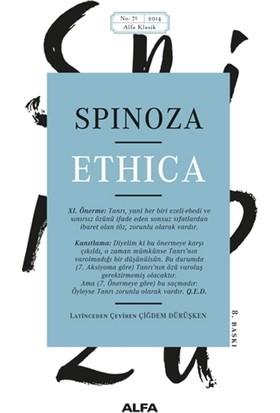 Ethıca - Baruch Spinoza