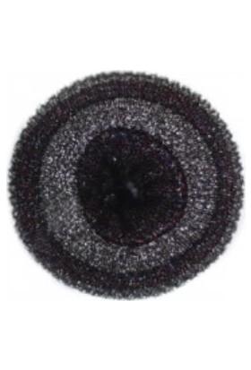 Nascita Siyah Gri Simli Topuz Aparatı -04