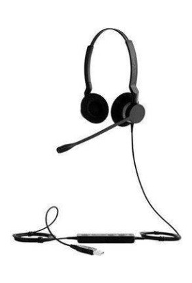 Jabra Bız 2300 Duo Usb Nc Ms