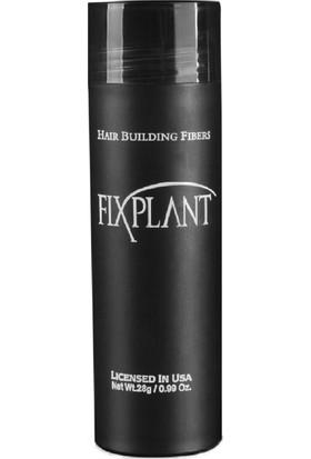 Fixplant 28 gr Saç Saç fiberi - Saç gürleştirici - Saç tozu - Siyah