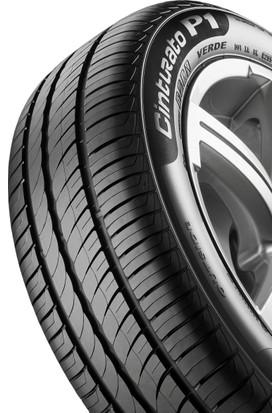 Pirelli 195/65R15 91H Cinturato P1 Verde Oto Lastiği (Üretim Tarihi: 2019)