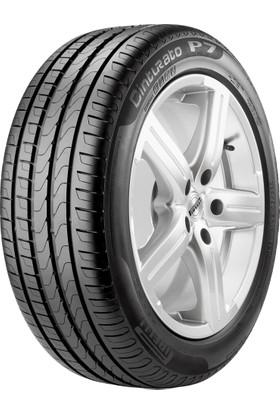 Pirelli 205/50R17 93V XL Cinturato P7 Oto Lastiği (Üretim Tarihi: 2019)