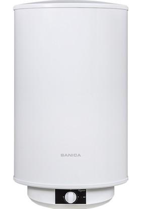 Geyser Silindir Termosifon 65 Litre Analog Beyaz