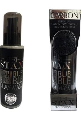Stax Profesyonel Köpüren Maske Carbon 100 ml