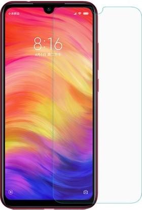 Fujimax Xiaomi Mi 9 Se Premier Kadifemsi Yumuşak Silikon Kılıf+ 9H Temperli Ekran Koruyucu - Gold
