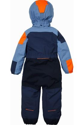 Helly Hansen HHA.40391 Hh K Rider 2 İns Suit HHA.603 North Sea Blue Helly Hansen Çocuk Tulum
