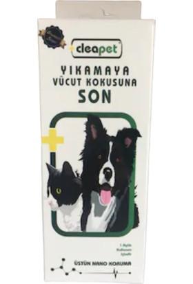 Cleapet Nano Pet Koku Giderici Kedi ve Köpek Havlu (Antibakteriyel)(Tedavi Destekleyici)