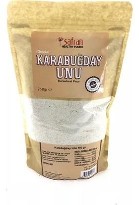 Safran Karabuğday Unu (Greçka) 750 gr