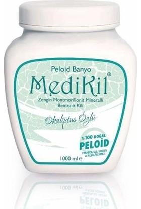 Medikil Okaliptus Özlü Peloid Banyo Kili 1000 ml
