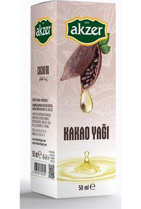 Akzer Kakao Yağı 50Cc