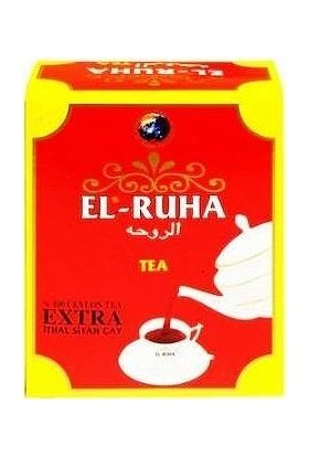 El Ruha Ithal Siyah Seylan Çay 800 gr