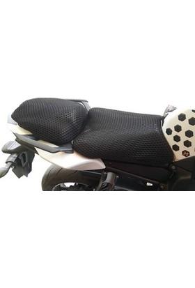 Sele Kılıfı 3D Fileli Honda Cbr 250