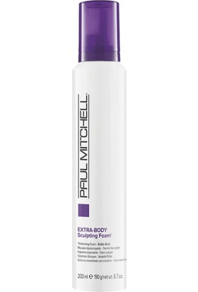 Paul Mitchell Extrabody Hacim Veren Köpük 200 ml