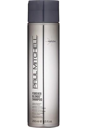 Paul Mitchell Forever Blonde Açılmış ve Röfleli Saçlar için Şampuan 250 ml