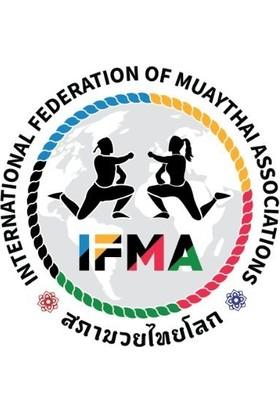 Dragon Ifma Onaylı Muay Thai Safeguard - Vücut Koruyucu - Kırmızı