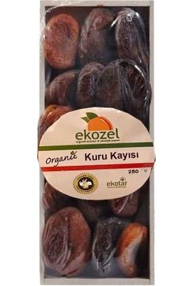 Ekozel Organik Kuru Kayısı 250 gr