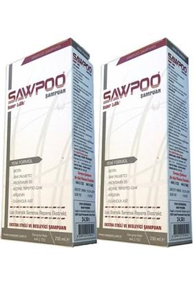 Sawpoo 300 ml Şampuan x 2 Adet