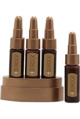 Burock Brown Hair Serum 7 ml X 6