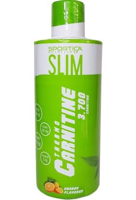 Sportica Nutrition L-Carnitin Thermo ( Carnitine, L-Carnitine ) Sıvı 1000 Ml.