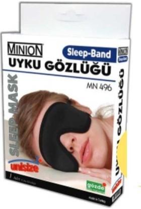 Minion Uyku Gözlüğü