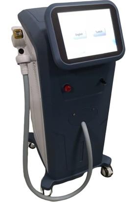 Mmc Fiber Diode Fıbero 1200 W Pro Buz Lazer Epilasyon Cihazı