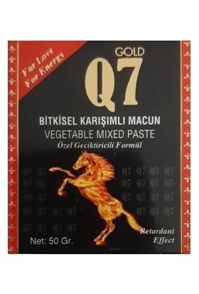 Gold Q7 Ballı Bitkisel Karışım 240 gr